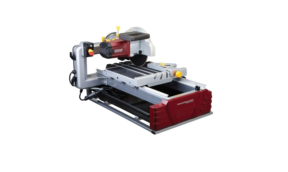 Chicago Electric Tile Saw Review