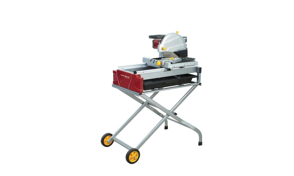 Chicago Electric Tile Saw Reviews