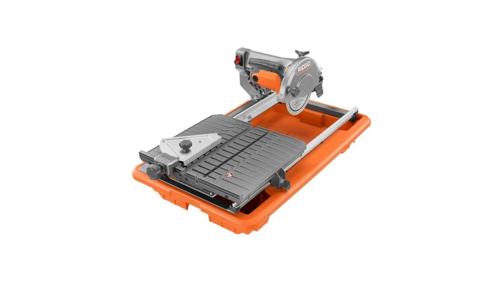 Ridgid Tile Saw Review