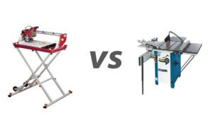 Bridge Tile Saw Vs Sliding Table Which One is Best?